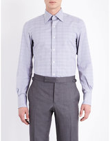 Tom Ford Mini-check Regular-fit Cotton Shirt