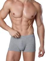 Avidlove Men Underwear Cotton Trunks Short Boxer Briefs Multicolors XXL