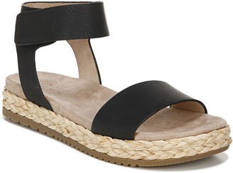 Naturalizer Soul Braided Detail Ankle Straps Sandals - Detail