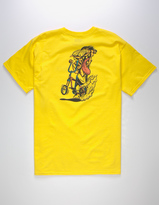 Brixton By Fartco What Brakes Mens T-Shirt