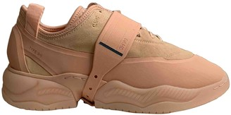 adidas Pink Rubber Trainers