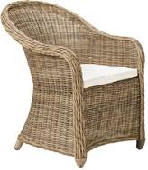 OKA Calbourne Armchair - Off White