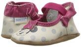 Robeez Disney® Baby by Hey Minnie Mary Jane Soft Sole (Infant/Toddler)