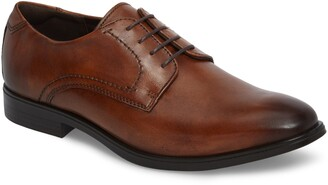 Ecco Melbourne Plain Toe Derby
