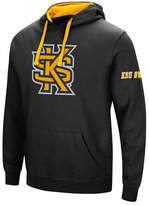 Colosseum Men's Kennesaw State Owls Big Logo Hoodie