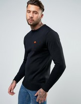 Ellesse Knitted Sweatshirt With Small Logo
