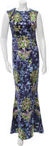 Mary Katrantzou Printed Evening Dress