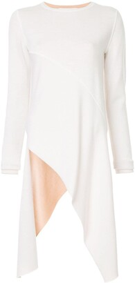 Rosetta Getty Asymmetric Pointed Jumper