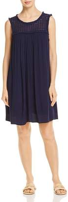 Tommy Bahama Crinkle Rayon Sleeveless Dress Swim Cover-Up
