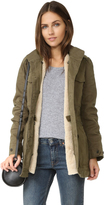 Rebecca Taylor Luxe Coat