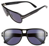 Tom Ford 'Dylan' 57mm Sunglasses