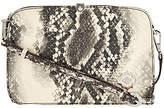 Oryany Pebble Leather Novelty Crossbody- Natalya