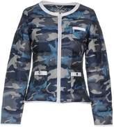 PUZZLE GOOSE Down jackets - Item 41719745