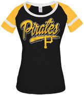 5th & Ocean Women's Pittsburgh Pirates Homerun T-Shirt