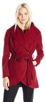 Jack by BB Dakota Women's Gitty Wrap Coat