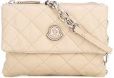 Moncler Poppy satchel bag - women - Calf Leather/metal - One Size