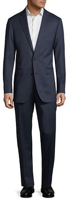 Calvin Klein Extreme Slim Fit Wool Suit