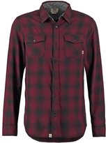 Vans Monterey Shirt Black/port Royale