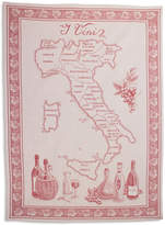 Sur La Table Vini Italian Jacquard Kitchen Towel