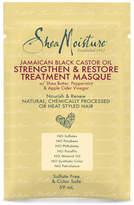 Shea Moisture Jamaican Black Castor Oil Treatment Masque Sachet 59ml
