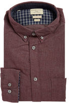 Selected Button-Down Cotton Sportshirt