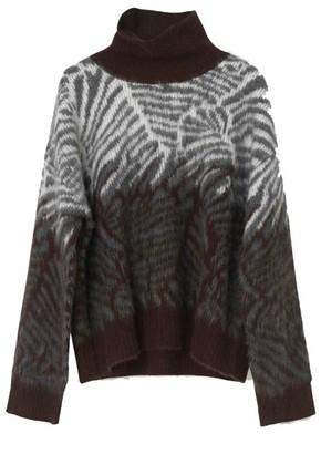 By Malene Birger Vintage Camel Oversized Fit Evony Sweater - small