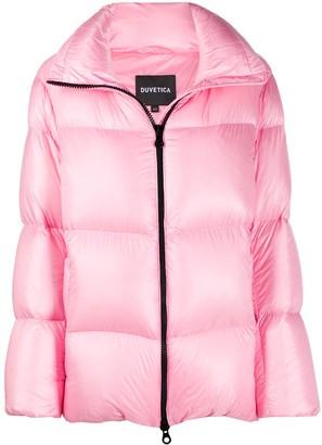 Duvetica High-Neck Puffer Jacket
