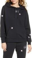 Nike Sportswear Flora Embroidered Fleece Hoodie