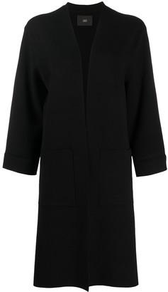 Steffen Schraut Open Front Cardi-Coat