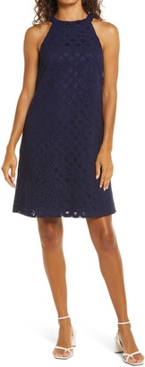 Lilly Pulitzer Rayanne Lace Shift Dress