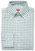 Isaia Button-Down Cotton Dress Shirt
