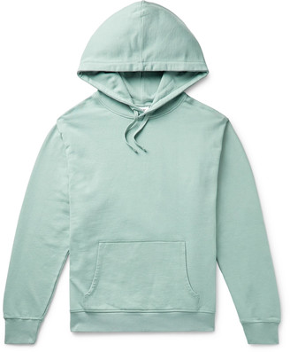 Les Girls Les Boys Logo-Print Loopback Cotton-Jersey Hoodie