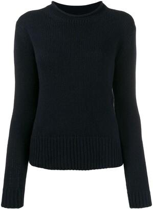 Ralph Lauren long-sleeve fitted sweater