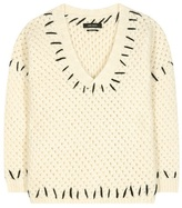 Isabel Marant Goldy Wool-blend Sweater