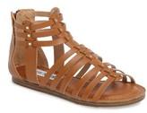 Steve Madden Girl's Sofia Gladiator Sandal