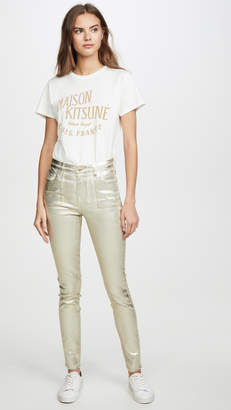 J Brand Maria High Rise Skinny Corduroys