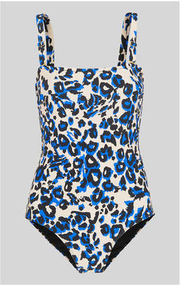 Whistles Animal Print Swimsuit