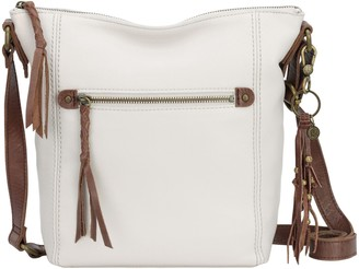 The Sak Ashland Leather Crossbody Handbag