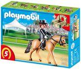 Playmobil german sport horse playset - 5111