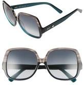MCM 58mm Oversize Square Sunglasses