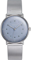 Junghans 027/3600.44 Max Bill stainless steel watch