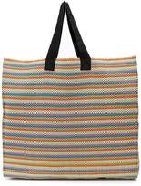 Sophie Anderson oversized striped tote