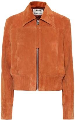 Acne Studios Suede jacket