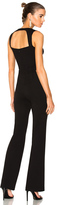 L'Agence Shay Jumpsuit in Black.