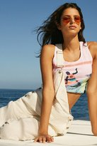 Op For UO Cropped Surfer Tank Top