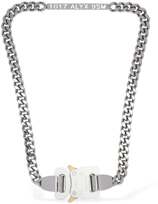 Alyx Buckle Chain Necklace