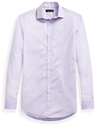 Ralph Lauren French Cuff End-on-End Shirt