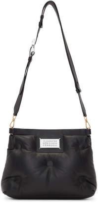 Maison Margiela Black Small Glam Slam Bag