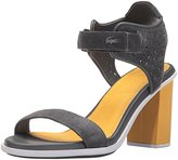 Lacoste Women's Lonelle Heel Sandal 216 1 Dress Pump