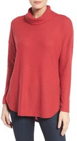Bobeau Women's Cowl Neck Sweater